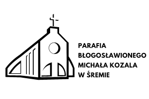 Parafia pw. Bł. Michała Kozala w Śremie Logo